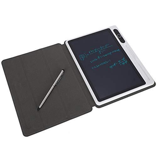Almohadilla de escritura digital, tableta de escritura LCD de 10 pulgadas, para niños, hombres de negocios, adultos