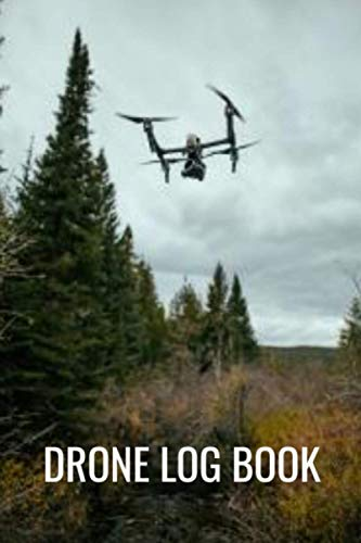 Drone Flight Log: Handy travel-sized notebook for professionals, personal, agricultural use. Get yours today. New Mexico
