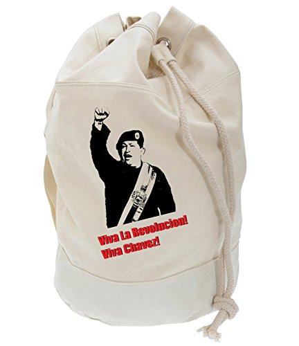 Hugo Chavez Duffle/College/Rucksack/Beach Bag