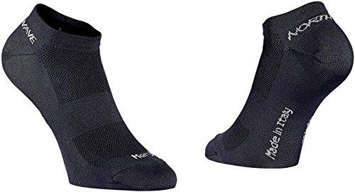Northwave Ghost 2 Damen Fahrrad Socken schwarz 2019: Größe: L (40-42)