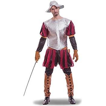 Disfraz de Don Quijote para hombre: Amazon.es: Juguetes y juegos