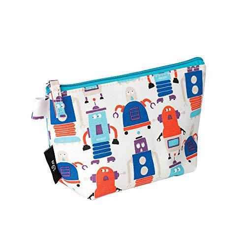 Petit Jour Paris - Tasche Roboter - Perfekt um kleine Spielsachen aufzuräumen - AR644J