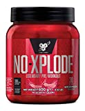 BSN N.O.-XPLODE 3.0 Pre Workout Ignitor, 600 g, Watermelon