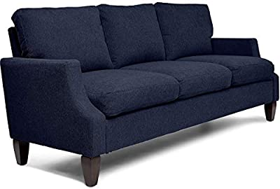 Amazon.com: Sofa in Tremont Slate: Kitchen & Dining