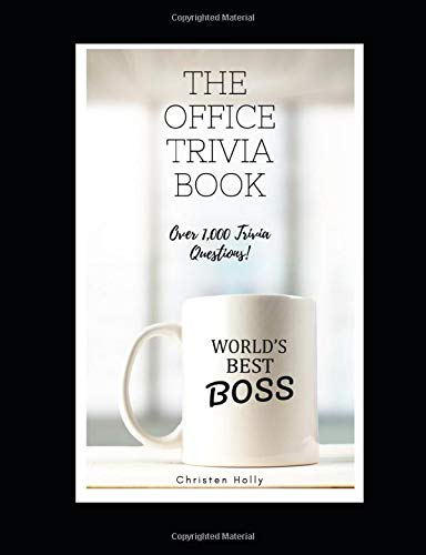 The Office Trivia Book: Over 1,000 Trivia Questions!