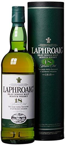 Laphroaig Malt Whisky 18 Jahre (1 x 0.7 l)