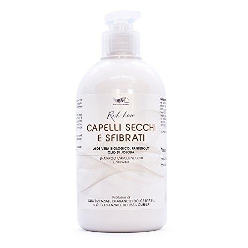 Shampoo Professional Mit Phyto Keratin Für Trockenes, Feines Und Brüchiges Haar Und Kopfhaut 500 Ml Spender, Bio Shampoo Ohne Sulfate Silikon Und Paraben