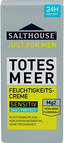 Murnauer Just for Men Feuchtigkeitscreme, 3er Pack (3 x 50 ml)