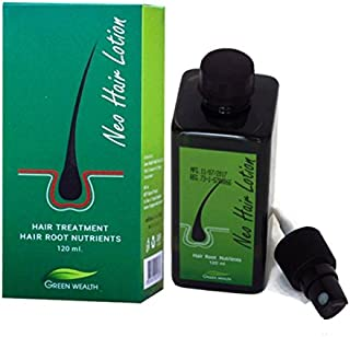 NEO HAIR LOTION : Treatment and Root Nutrients (Size 120 ml.)