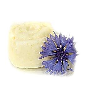 23,00 €/100g – Shampoo Bar MANDEL mit ätherischen Ölen von SEIFEN-EHLERT – 20g (Probe) ohne Dose – Festes Shampoo für…