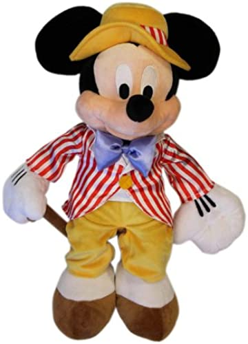 18 Inch Vaudeville Mickey Plush Toy - Mickey Mouse Plush Doll