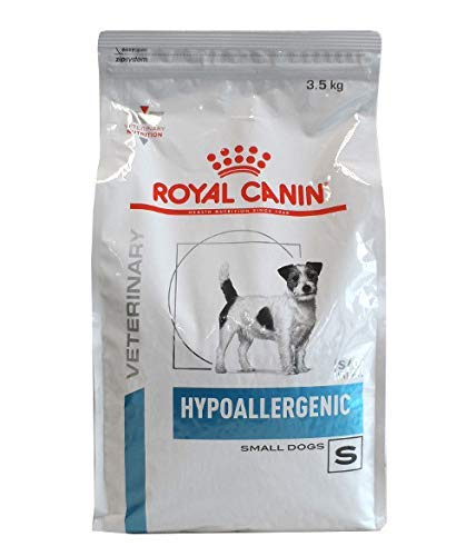 ROYAL CANIN Vet Diet Hypoallergenic small Dog 3,5 kg