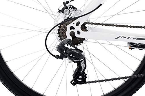 KS Cycling Fahrrad Mountainbike Hardtail MTB Heist Weiß 27.5 Zoll - 3