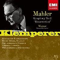 Mahler: Symphony No.2 'Resurrection' by Otto Klemperer (2010-01-20)
