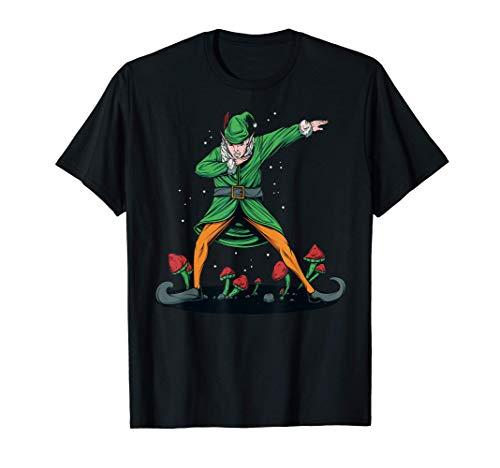 El duende de la Navidad I Danza de los elfos I Navidad Camiseta