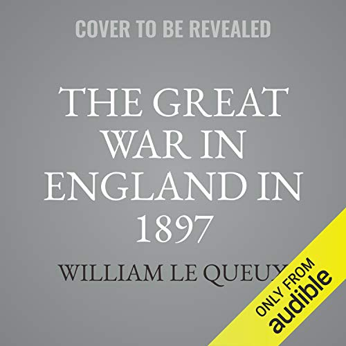 The Great War in England in 1897 cover art