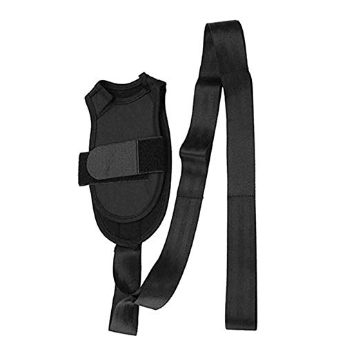 Liamostee Yoga Stretching Strap Rehabilitation Training Belt Fitness Exercise Stretching Band