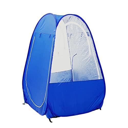 DERCLIVE Multifunción impermeable a prueba de viento tienda al aire libre Sun Shading plegable Pop Up tienda para acampar pesca