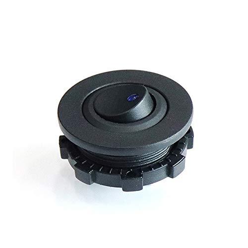Ymhan 1piece del Coche RV botón USB Modificado Interruptor Ojo con LED Pequeño Interruptor Redondo 12V20A Interruptor for RV Coche