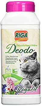 Riga Déodo Litière Senteur Jacinthe pour Chat