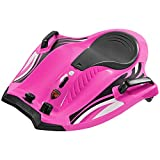 Rollplay 12V Nighthawk Electric Ride-On Toy for Ages 6 & Up - Battery-Powered Kid's Ride-On for Boys & Girls up to 6 mph- Pink