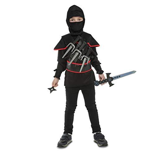 My Other Me Me-204147 Disfraz Yo quiero ser ninja, 3-5 años (Viving Costumes 204147)