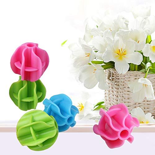 / uitstekende Wasmachine Wasserij Bal Filter Wasmachine Helper Kleding Schoonmaken Wasserij Ballen 8 Stks Willekeurige Kleur