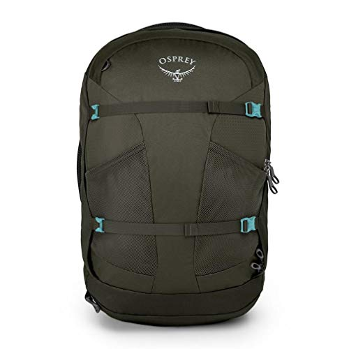 Osprey Women's Fairview 40 Rucksack Travel Luggage, Dark Grey, One Size
