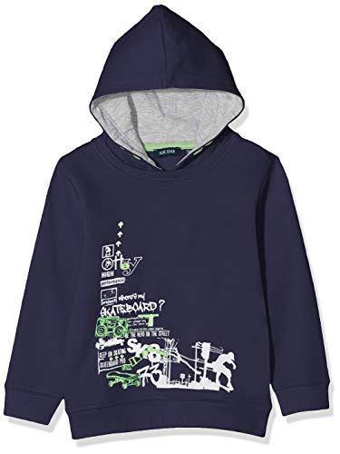 Blue Seven Jungen Skater Sweatshirt, Blau (Nachtblau Orig 590), (Herstellergröße: 116)