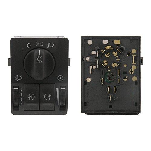 febi bilstein 32322 Lichtschalter für Stand-, Abblendlicht, Nebelscheinwerfer und Nebelschlussleuchte , 1 Stück