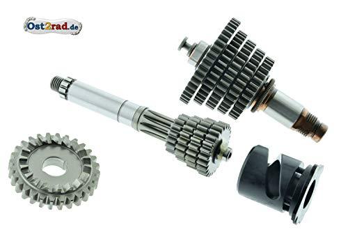 5-Gang Sport Getriebe lange Übersetzung S51 S53 SR50 KR51/2 für Simson Tuning