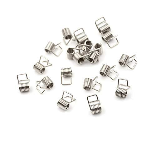Lchg-ui Kits de muelles 20pcs / Lot, Impresora 3D Reprap GT2 El Tiempo de Bloqueo del Muelle de torsión de la Correa, Primavera