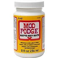 Mod Podge (900112/301), 236ml 8 oz. Matt, Color Blanco, 236 ml