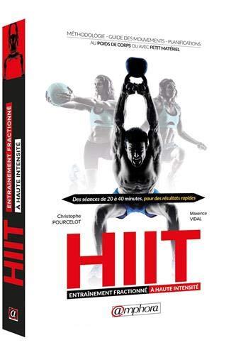 Hiit, entrainement fractionne a haute intensite (Musculation et prépa physique)