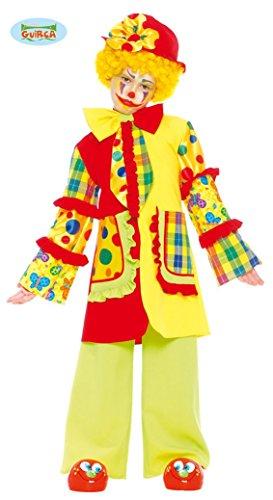 Déguisement de clown pour garçon - 4-6 ans