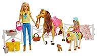 Barbie Hugs n Horses Dolls, Horses and Accessories