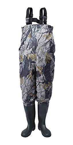 Azuki Strumpfhose, atmungsaktiv, leichte Nylon-Wathose, Herren, Maple Leaf Camouflage, Men Size 9 / Women Size 11