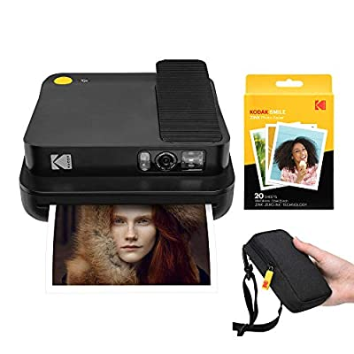KODAK Smile Classic Digital Instant Camera Photo Album Kit by Kodak