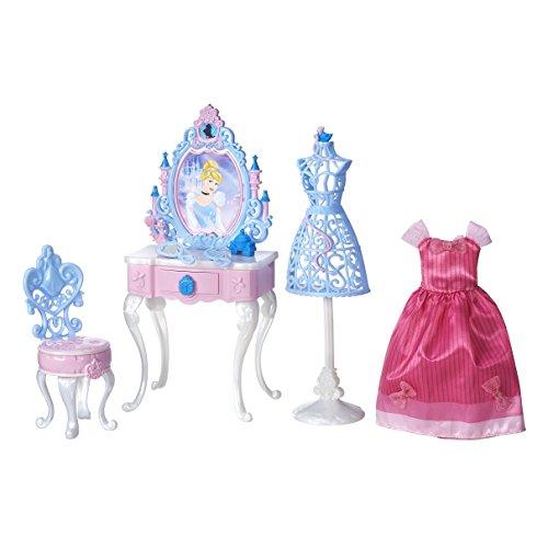Disney Prinzessin Cinderellas-verzaubertes-Schminktisch-Set