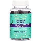 Pacifica Beauty Gummies, Dream Sleep, Beauty Sleep Support, 60 Gummies