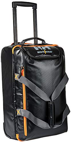 Helly Hansen Workwear Trolley Bag, resistente al agua, 1pieza, 50L, schawrz, 34–079567–990de STD