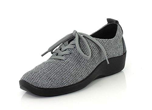 Arcopedico Women's Net 3 Gray Shoe 8-8.5 M US