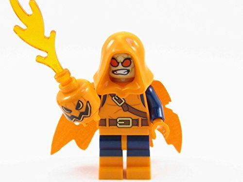 LEGO Marvel Super Heroes Hobgoblin Minifigure 76058 Mini Fig by