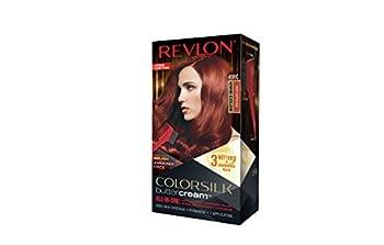 Revlon Colorsilk Buttercream Hair Dye Vivid Deep Copper Red Pack of 1