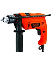 Black and Decker Drill Hammer with a Handle, Orange, HD650K-B5