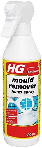 HG 632050106 - Schiuma spray per rimozione muffe, 500 ml