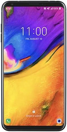 LG V35 ThinQ 64GB AT T GSM Unlocked Aurora Black product image