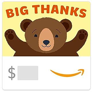 Amazon eGift Card - Big Thank You (B09BQRTGV6) | Amazon price tracker / tracking, Amazon price history charts, Amazon price watches, Amazon price drop alerts