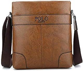 جيب بولو حقيبة للرجال-كاكي - حقائب طويلة تمر بالجسم