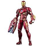 XXBH 6.3 Pulgadas de Marvel Infinity War Titan Hero Series Iron Man MK50 Modelo de muñeca Hecha a Mano Juguetes para niños de Regalo Las Figuras de acción Juego niños